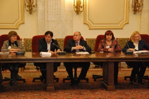Ministrul Sanatatii raspunzand intrebarilor