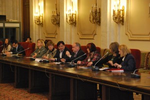 workshop Ziua Bolilor Rare 2015 la Senat