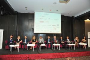 Prima zi de moderare la Health Forum 2015, foto Business Mark