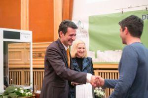 Alexandra Manaila cu ministrul Sanatatii Patriciu Achimas Cadariu